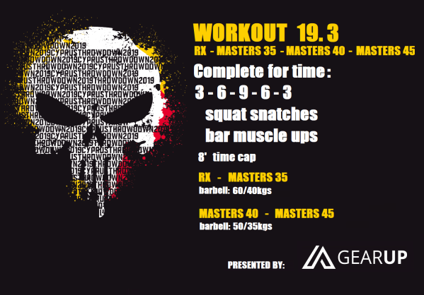 Workout Q19.3a