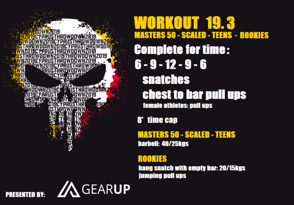 Workout Q19.3b